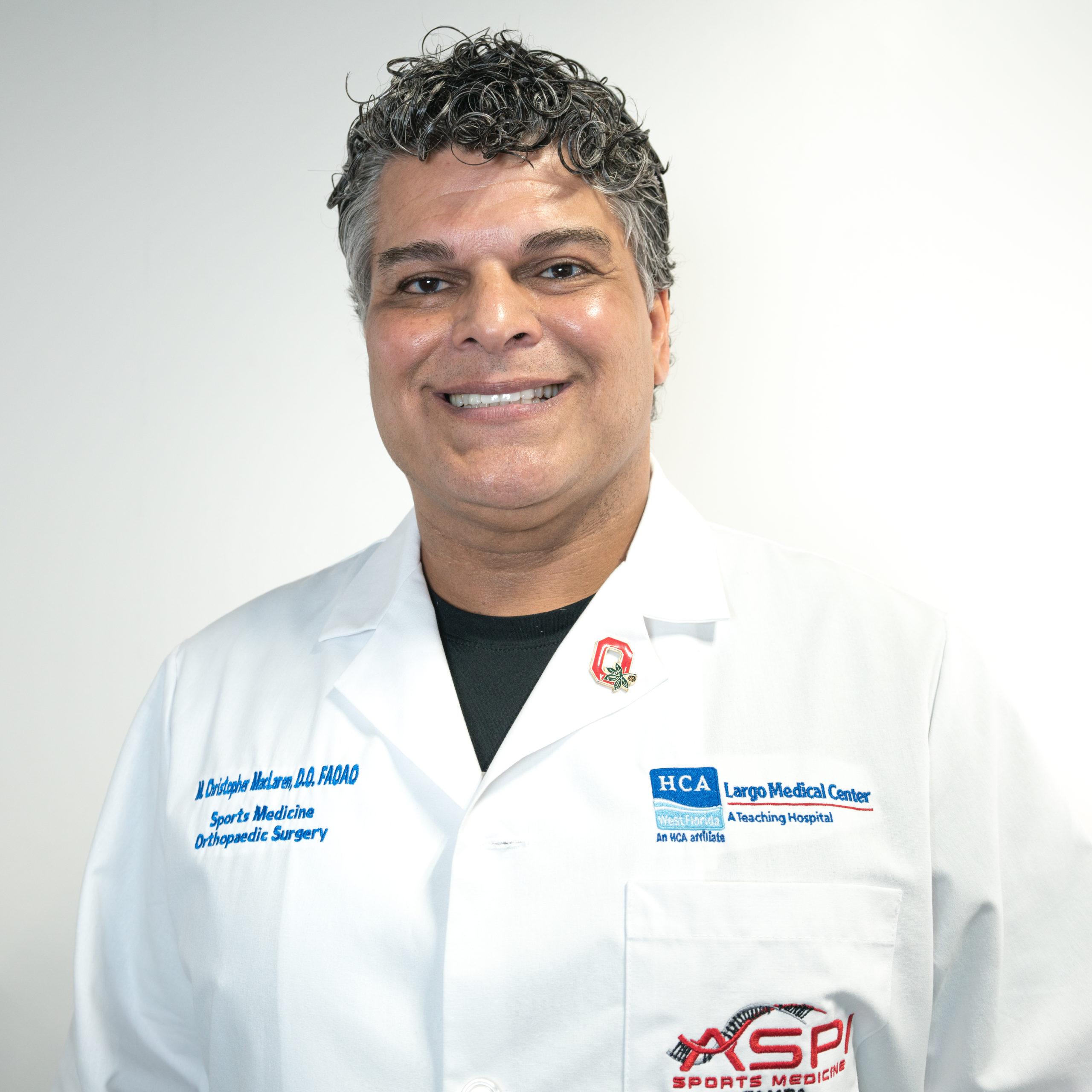 Dr. Christopher Maclaren